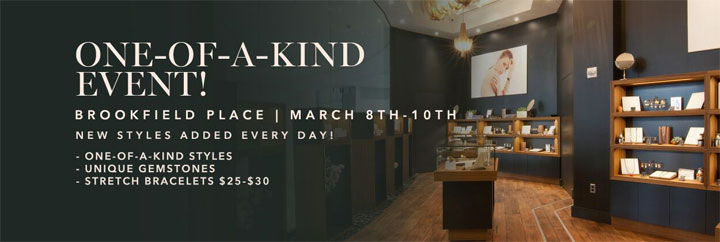 Satya Jewelry One-Of-A-Kind Event