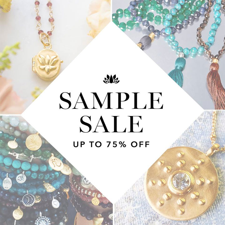 Satya Jewelry Sample Sale