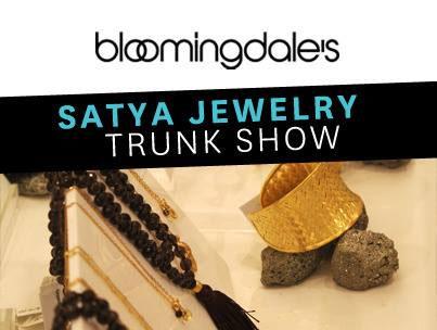 Satya Jewelry Trunk Show