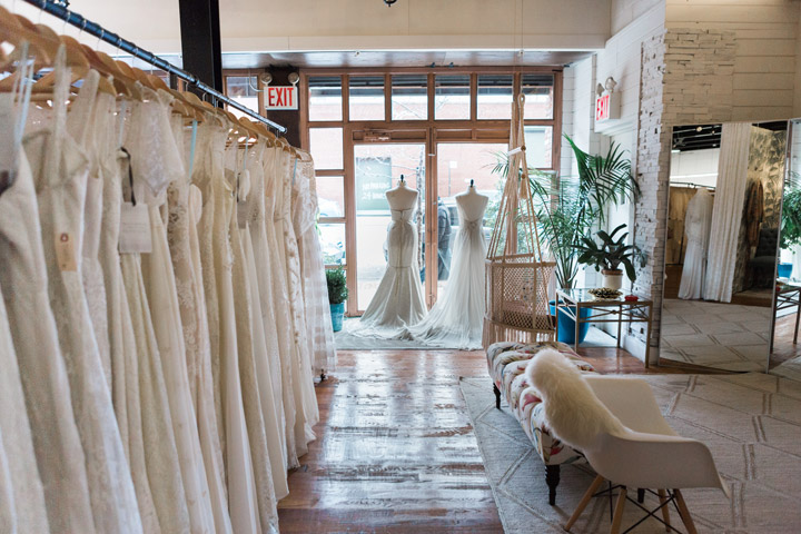 Schone Bride Sample Sale