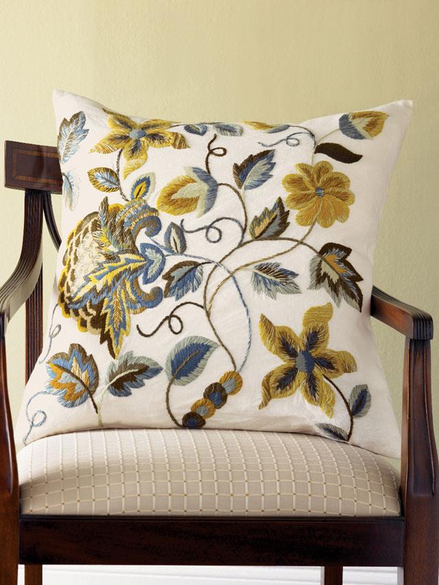 Sferra Hayes Decorative Pillow: $50 (orig. $165)
