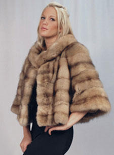 Sharnelle Furs Sample Sale