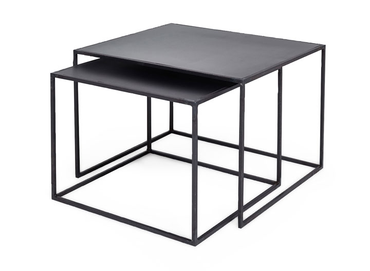 Steel Nesting Tables – originally: $495 now: $199