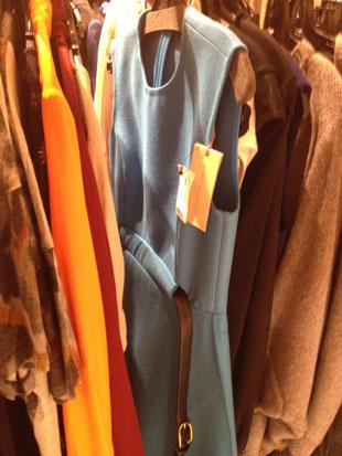 Stella McCartneyBat Vibrant Blue Belted Dress ($933)