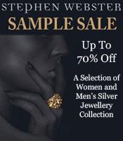 Stephen Webster Sample Sale