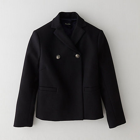 Steven Alan cropped pea coat: $198 (orig. $345)