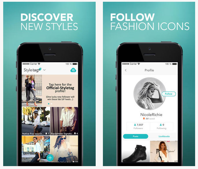 StyleTag App