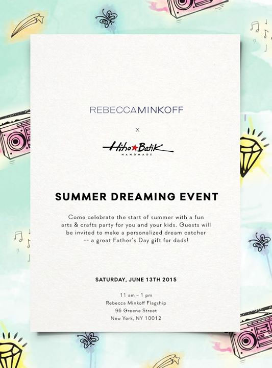 Summer Dreaming Event at #RMNYC