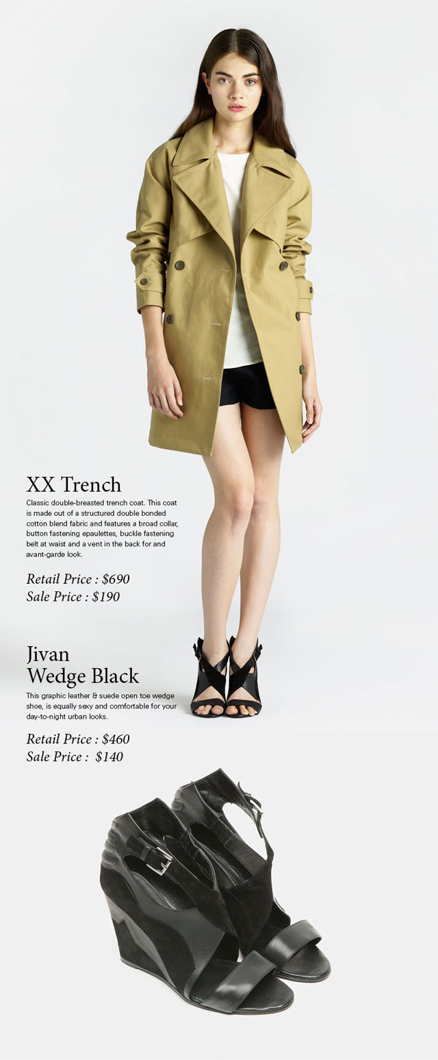 Surface to Air Trench & Wedges