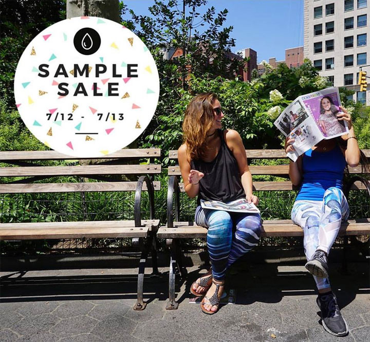 SweatStyle Sample Sale