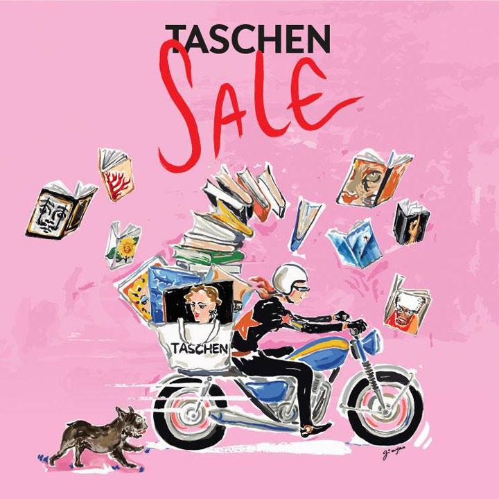 TASCHEN Warehouse Sale