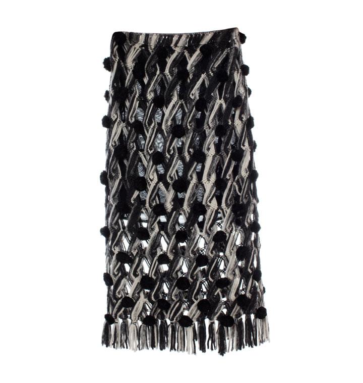 Tabula Rasa Sample Sale spaghetti strap evening dress in metallic grey was $695, now $348