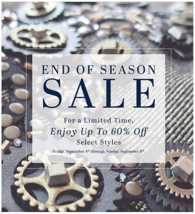 Tadashi Shoji End of Season Sale