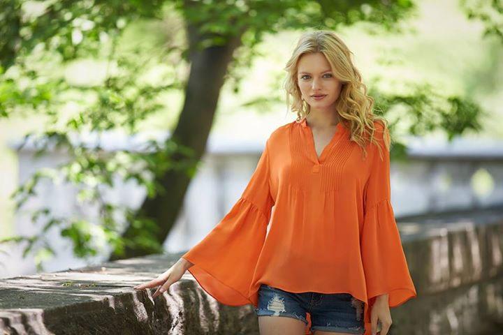 Tangerine Sample Sale