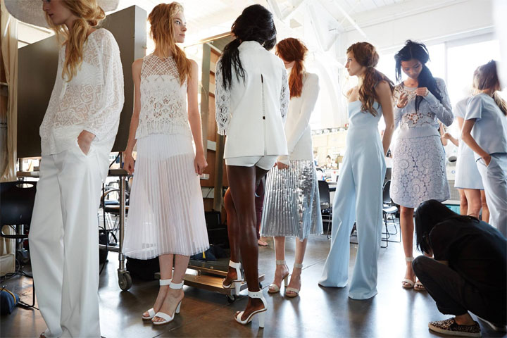 Tess Giberson Sample Sale
