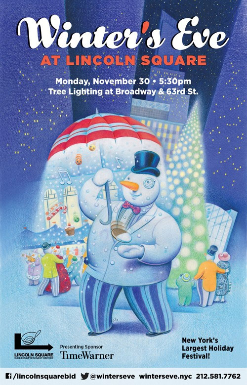 The 16th Annual Winter's Eve at Lincoln Square