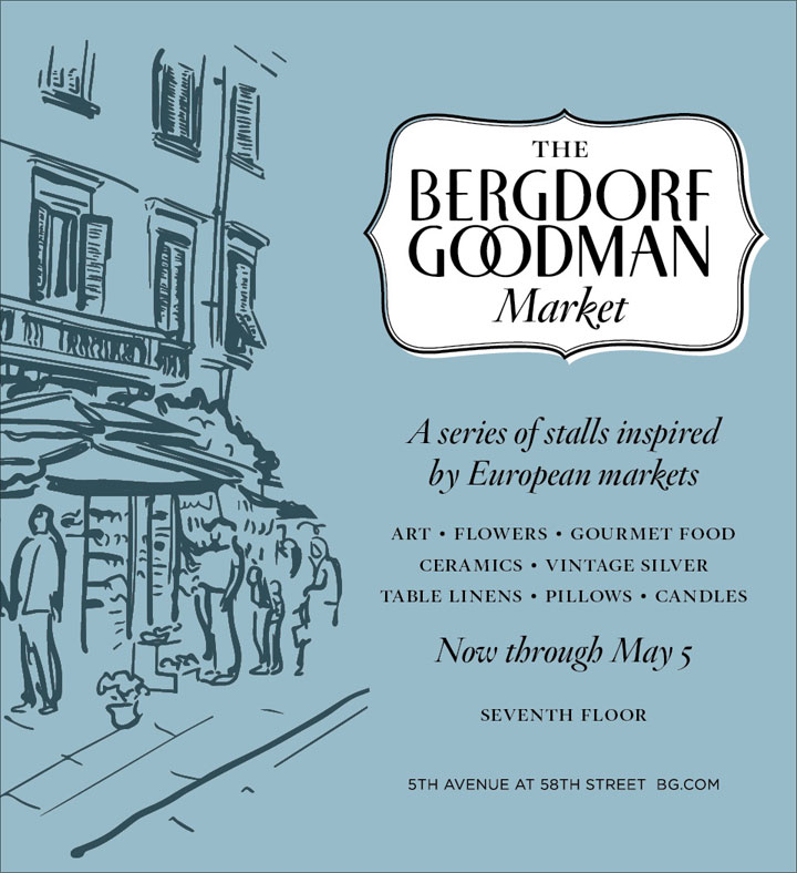 The Bergdorf Goodman Market