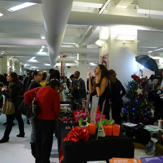 The Makeup Show NYC Holiday Pop-Up Sale