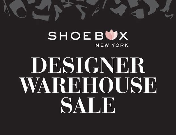 the shoe box designer footwear new york warehouse sale. Black Bedroom Furniture Sets. Home Design Ideas