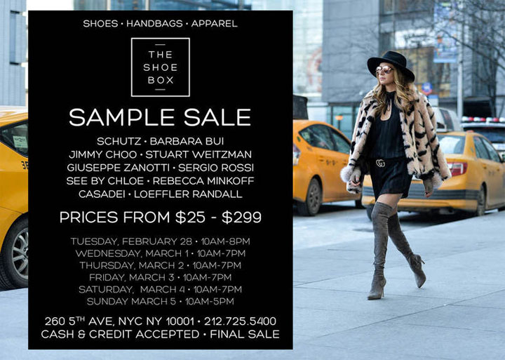 Giuseppe Zanotti » New York Bargains
