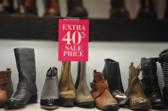 The Shoe Box Designer Footwear Warehouse Sale