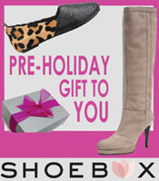 The Shoebox NYC Pre-Holiday Sale