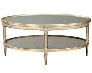 Theodore Alexander Classic Cocktail Table: $1399 (orig. $1995)