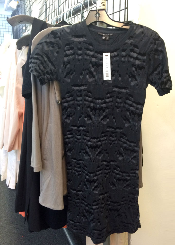Theyskens Theory dress for $70