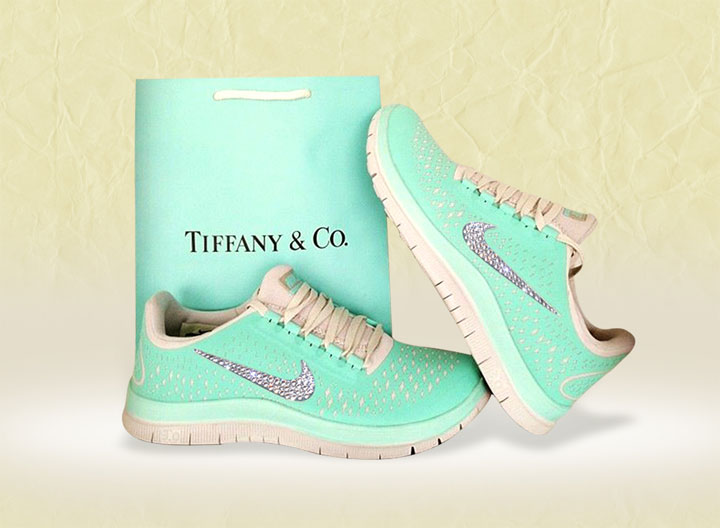 Tiffany Blue Shoes For Sale