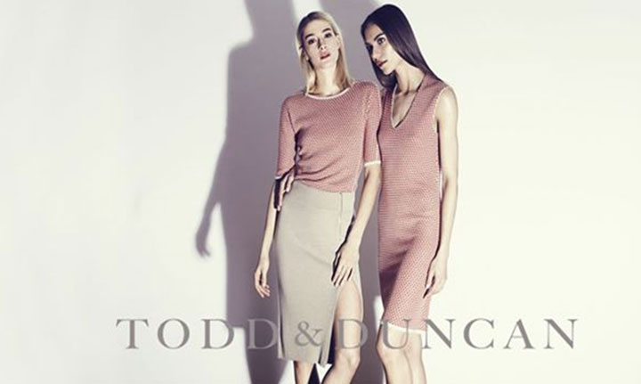Todd & Duncan Cashmere Sample Sale