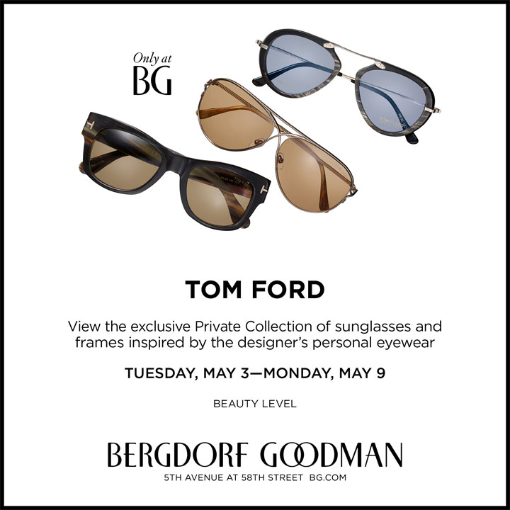 Tom Ford Trunk Show