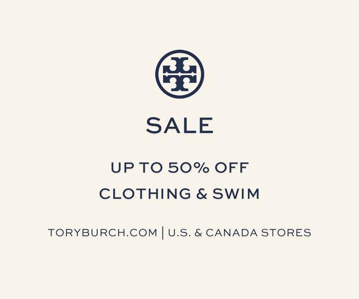 Tory Burch Retail Sale