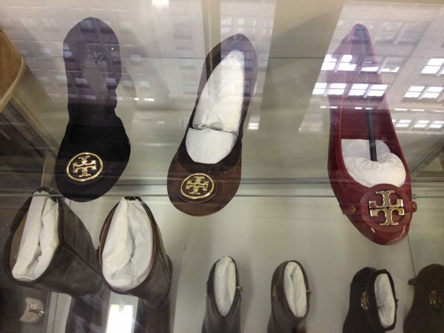 Tory Burch is an American brand dedicated to luxury that is affordable, comfortable, and stylish. Tory Burch shoes are distinguished by unique and stylish