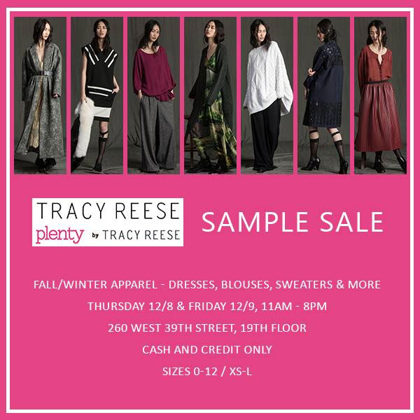 Tracy Reese & plenty by Tracy Reese Sample Sale