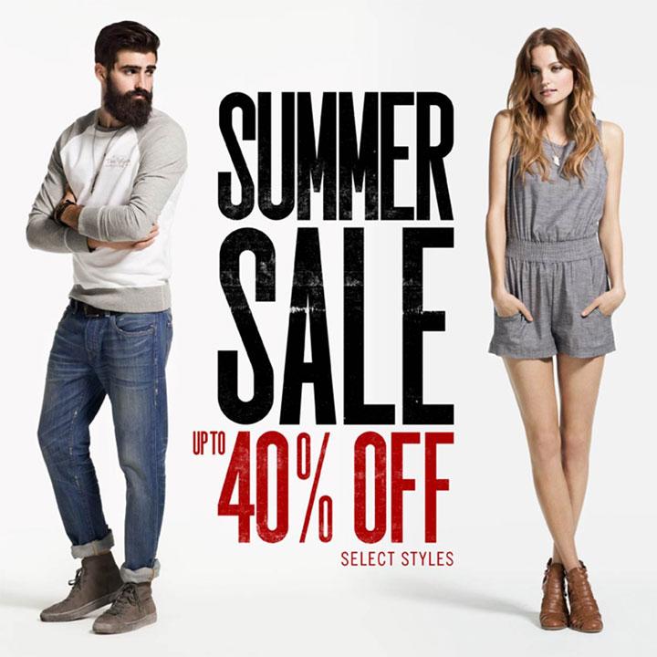 True Religion Summer Retail Sale