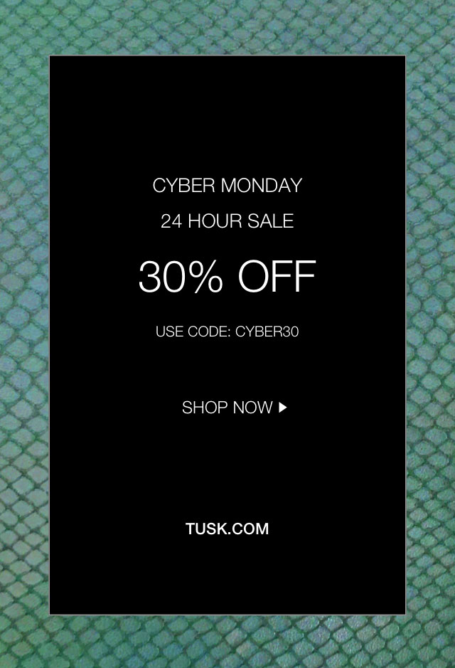 Tusk Cyber Monday Sale