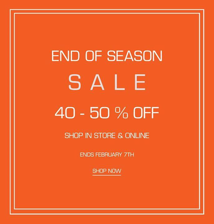 Tusk End of Season Sale