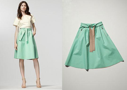 USE UNUSED SAN Skirt $40 (Suggested retail price $415)