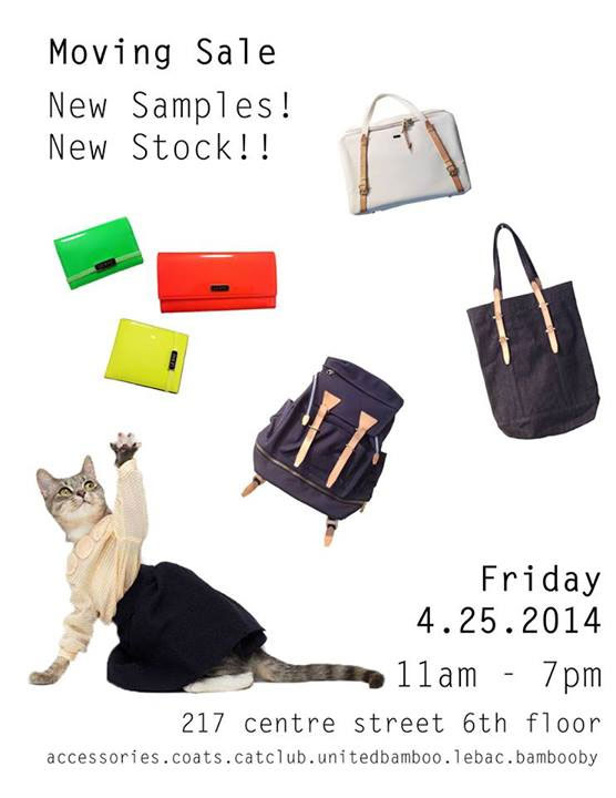 United Bamboo Stock + Sample Sale