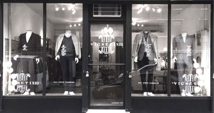 VIGNETIXIII Pop-up Shop