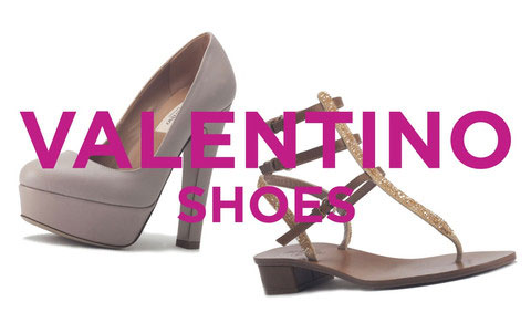 Valentino Shoes 70% Off @ Amuze