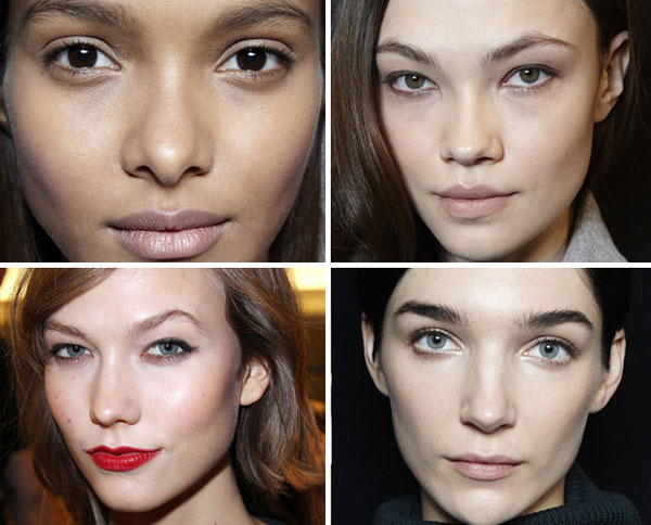 Velvety Skin Fall 2013 NYFW Beauty Trend