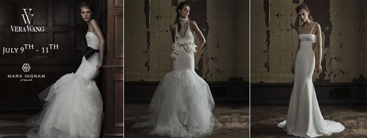 Vera Wang Bridal Spring 2016 Trunk Show