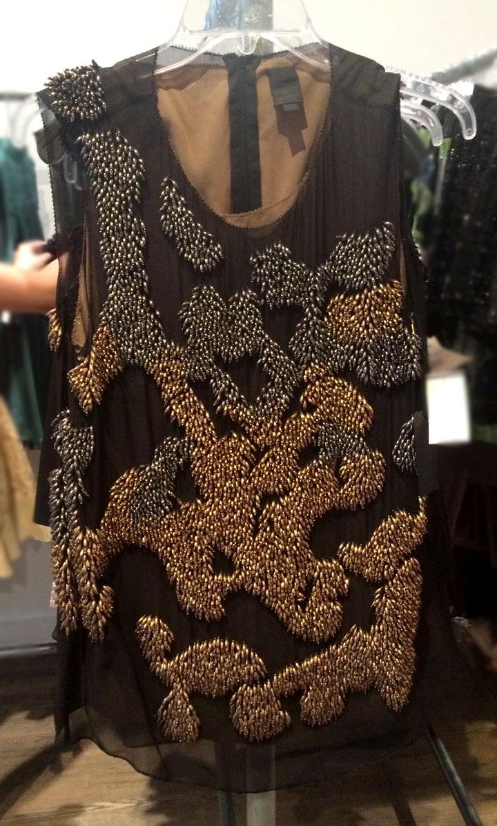 Embellished Top for $300