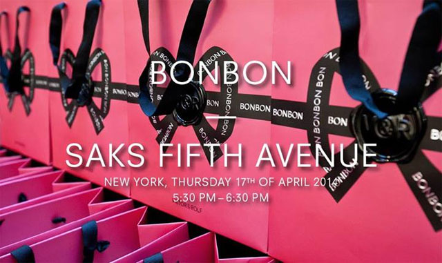 Viktor&Rolf Bonbon Launch & Personal Appearance
