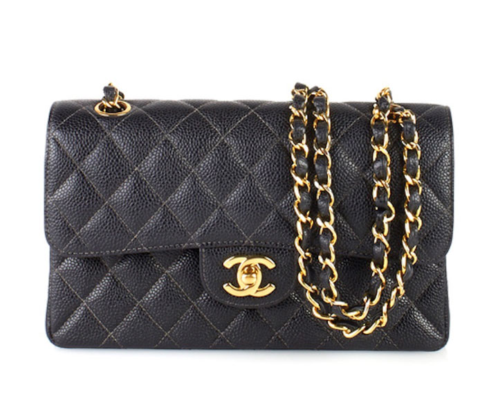 Chanel 2.55 bags originally $4,700, sale price starts at $3,000