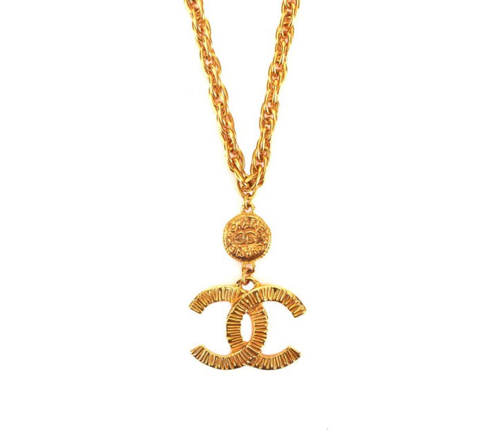 Chanel vintage jewelry: sale prices starting at $800.