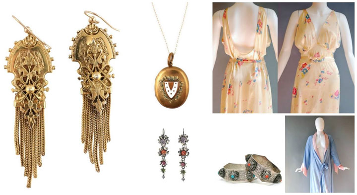 Wendy Mink Vintage Jewelry & Clothing Event