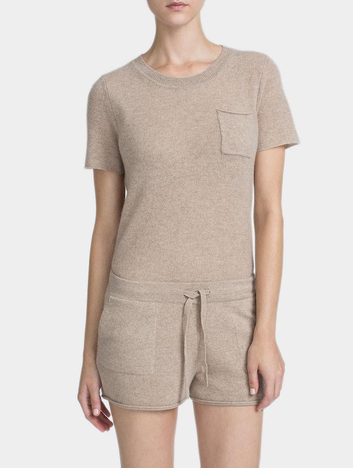 White + Warren Cashmere drawstring shorts: $60 (orig. $190)