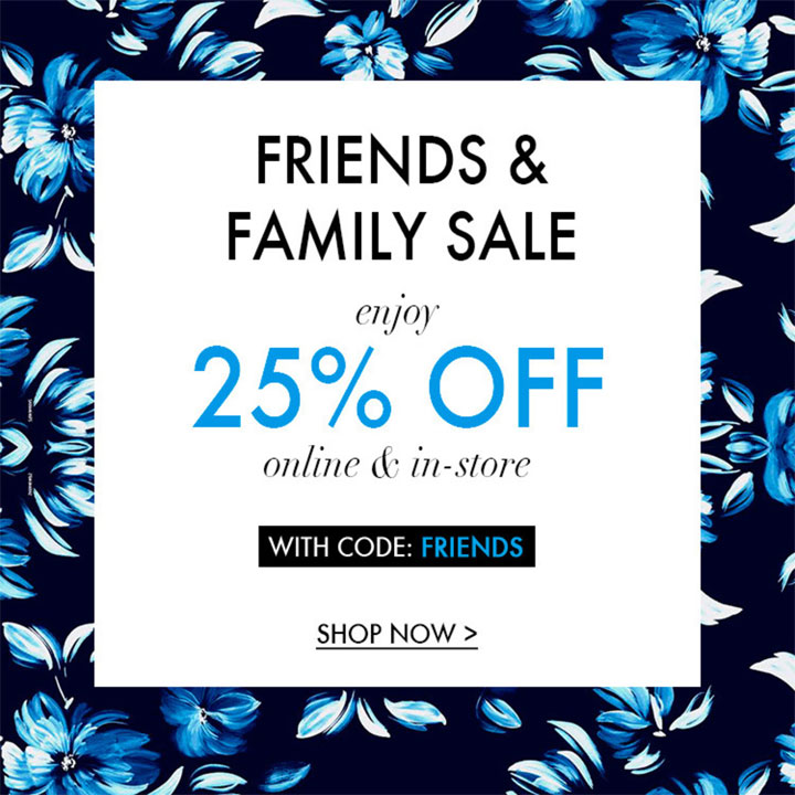 Yumi Kim Friends & Family Sale